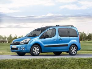 Citroen Berlingo 2012 года